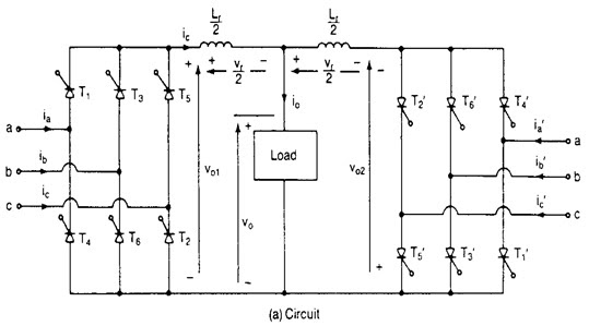 THREEPHASE DUAL CONVERTER  Power, Electronic Systems, Applications and Resources on Electrical