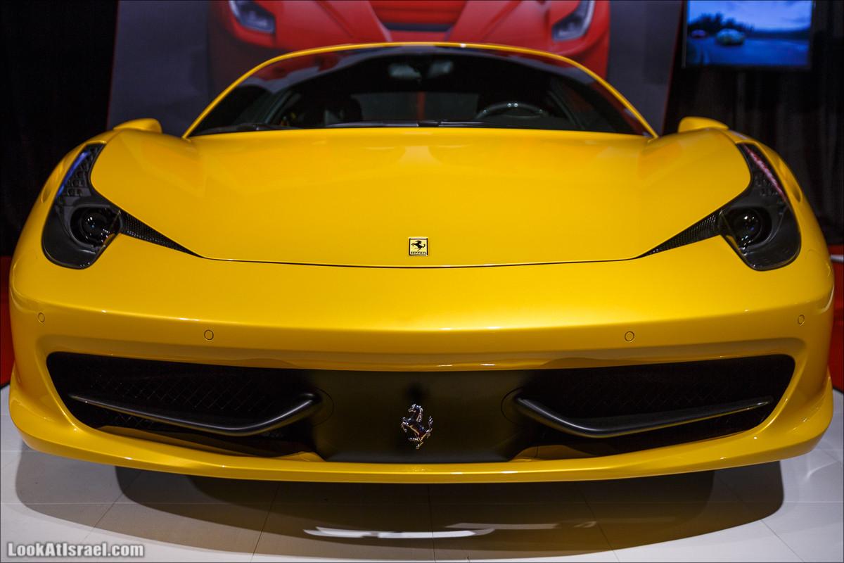 LookAtIsrael.com - Выставка Automotor 2015 в Тель Авиве   Automotor Super Cars   אוטומוטור 2015 עולמות הרכב