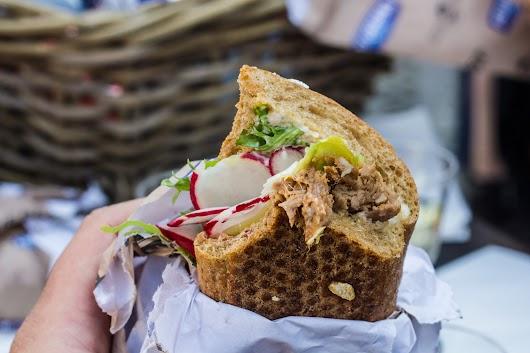 Sandwich, der kan befri burhøns - Mikkel Bækgaards Madblog