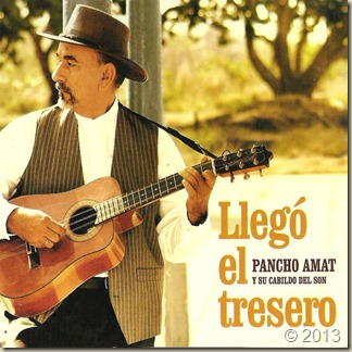 Pancho Amat_Llego el tresero_2006_front