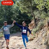"""II Mitja Marató de muntanya """"SERRA D'OLTÁ 2006″ (17-Diciembre-2006)"""