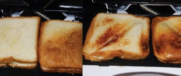 White Sauce Sandwich Step 5