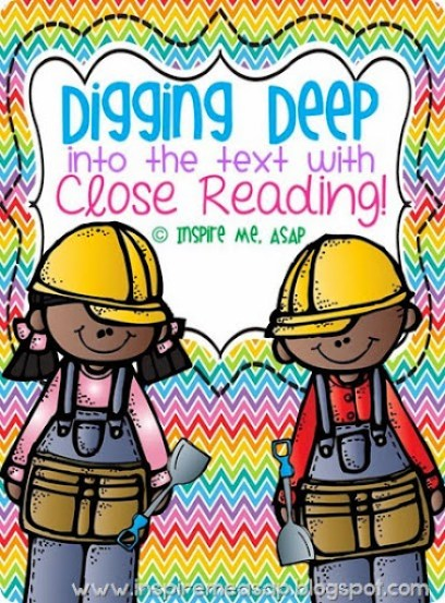 Looking to dig deep with close reading? This blog post goes into depth and explains the different components of close reading.