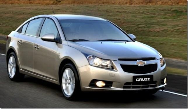 Chevrolet Cruze Ecotec 6 flex Brasil 6