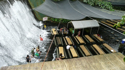 villa escudero Waterfall Restaurant restaurante na cachoeira desbaratinando  (1)