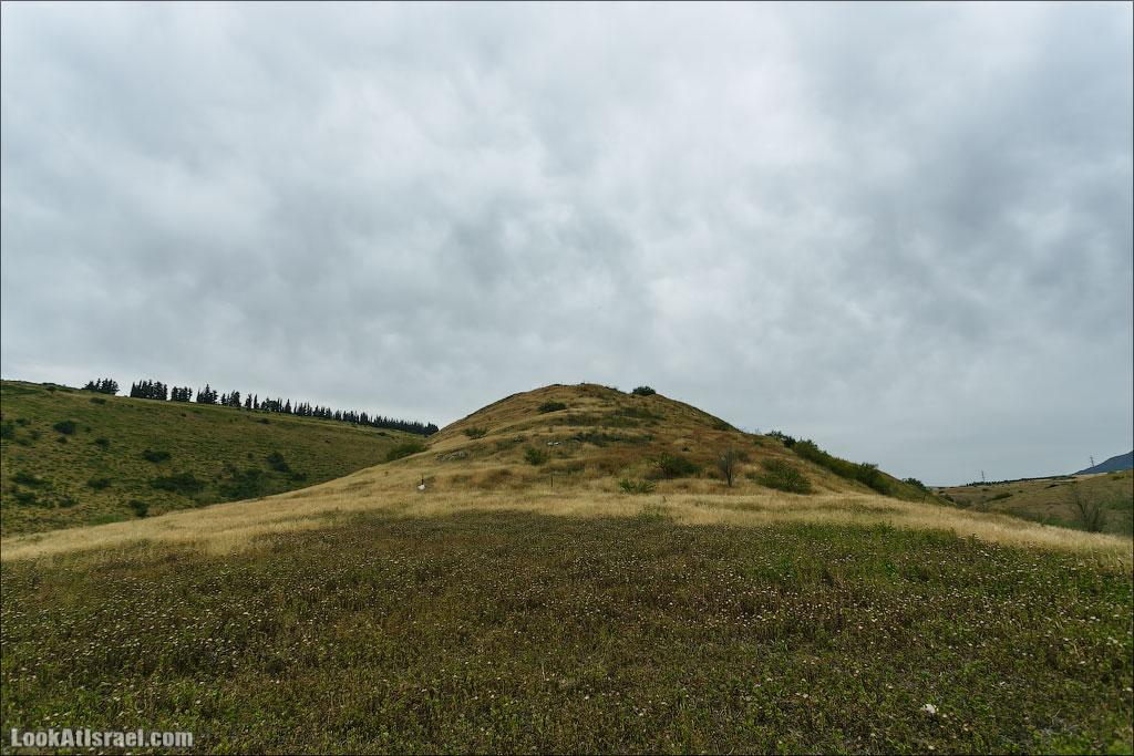LookAtIsrael.com: Фото-блог о путешествиях по Израилю. Тель Авив, Иерусалим, Хайфа Мы тем временем сделали привал. Поступило предложение подняться на вершину этого холма. Ведь это не просто очередная горка, а Тель Рехеш! Тропы туда нет, но это не значит, что ее нельзя сделать!