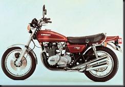 Kawasaki Z750F 76  1
