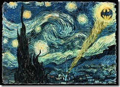 Starry Night - Batman2