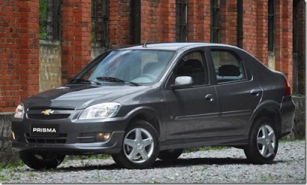 Chevrolet Prisma LS (3)