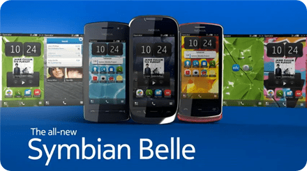 Nokia Symbian-presentation-Belle