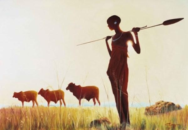 African Herder