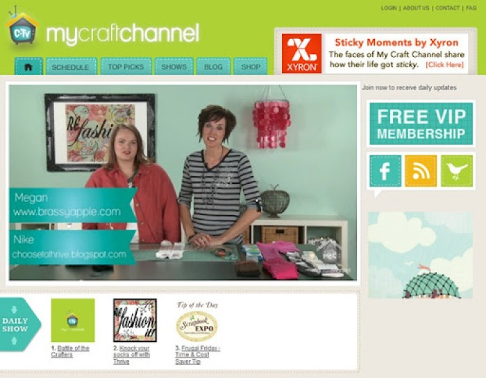 Home  My Craft Channel - Mozilla Firefox 7272012 85224 AM.bmp