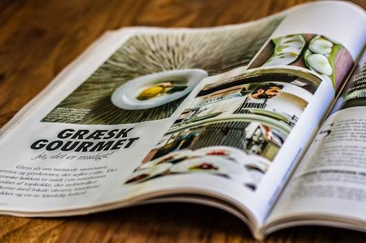 Græsk Gourmet i Mad&Bolig - Mikkel Bækgaards Madblog