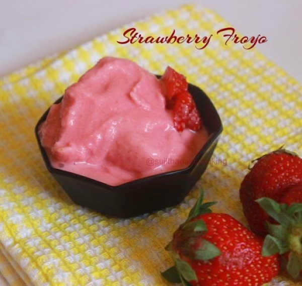 Strawberry Froyo2