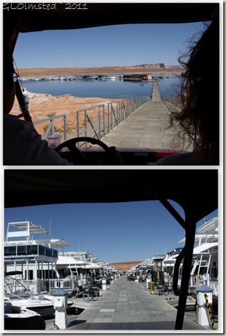 Antelope Marina Lake Powell Arizona