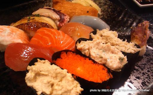 """精緻與美味的平衡點,想吃記得先訂位! ~ 台中北區""""和壽司"""" 北區 區域 台中市 壽司 日式 飲食/食記/吃吃喝喝"""