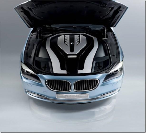 BMW Série 7 Activehybrid [3]