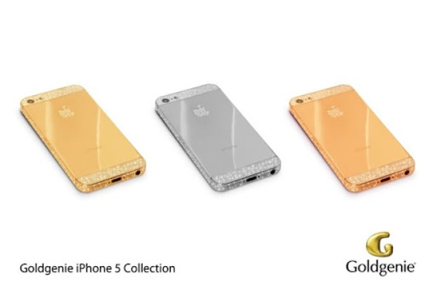 Goldgenie iPhone 5 v2