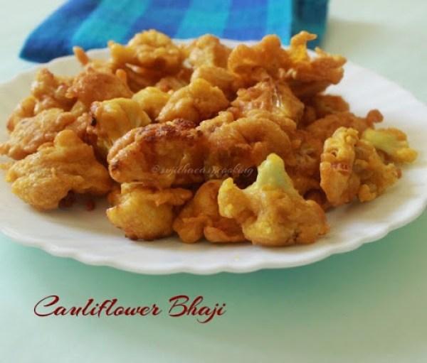 Cauliflower Bhaji2