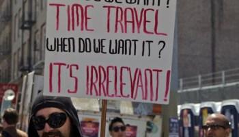 Time Travel irrelevant