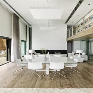 diseño-comedor-blanco-minimalista