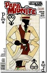 P00003 - Hellblazer - Papa Midnite #3