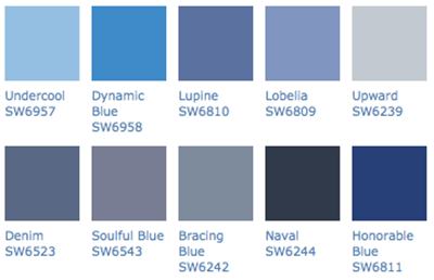 Sherwin-Williams-ColorMix-2012-Blues