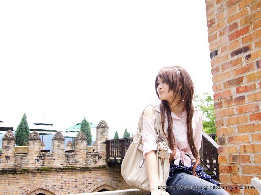"""我把公主帶回來了! ~ 台中新社""""新社莊園""""古堡 區域 台中市 嗜好 攝影 新社區 旅行 景點"""