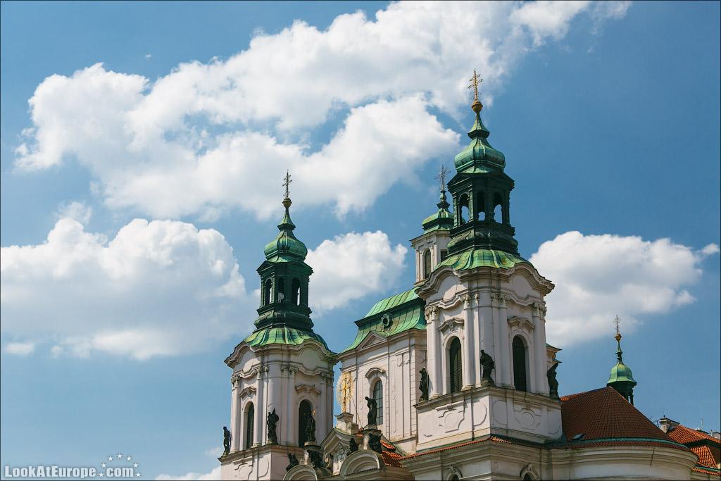 Собор святого Николая на Старометсткой площади