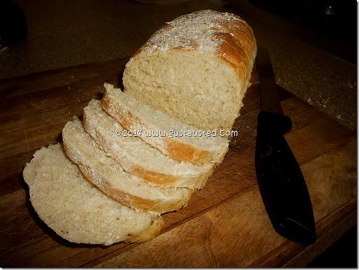 Mi pan de avena