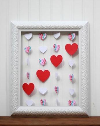 floating heart-frame-vday