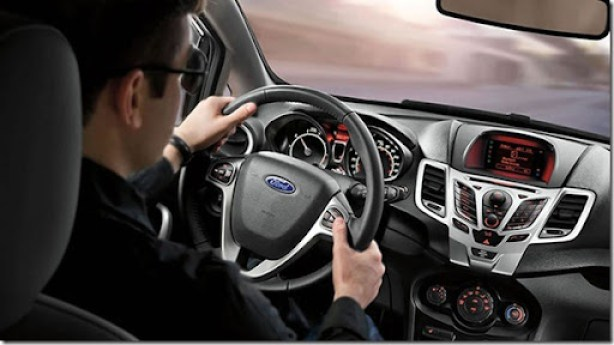 Ford Fiesta App in the App store