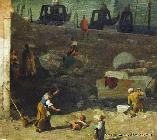 Caneletto Venice 1728 2