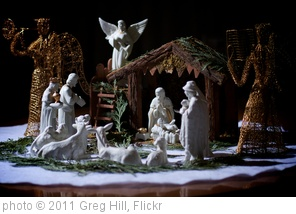 'Nativity Figurines' photo (c) 2011, Greg Hill - license: http://creativecommons.org/licenses/by/2.0/
