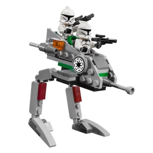LEGO Star Wars Clone Walker Battle Pack (8014) 4