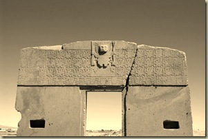 Puerta del Sol (Tiahuanaco)