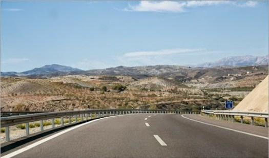 Southeast Spain