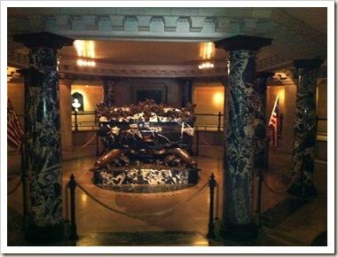 crypt of John Paul Jones