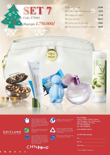 Oriflame-Giang-Sinh-2011-Flyer-12