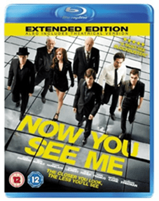 DVD - Now you See Me