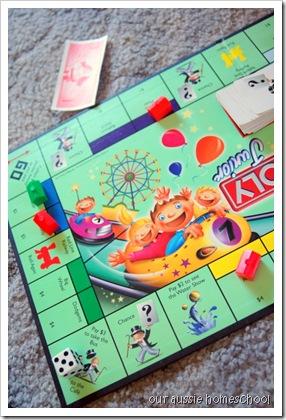 monopoly jr.