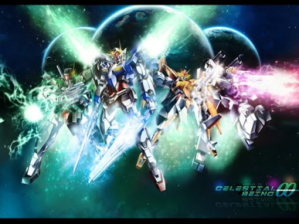 Gundam 00 - A wakening of the Trailblazer 3