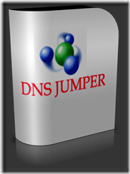 dns jumper logo