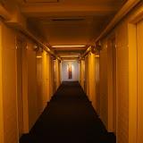 京都アンテルーム 廊下。