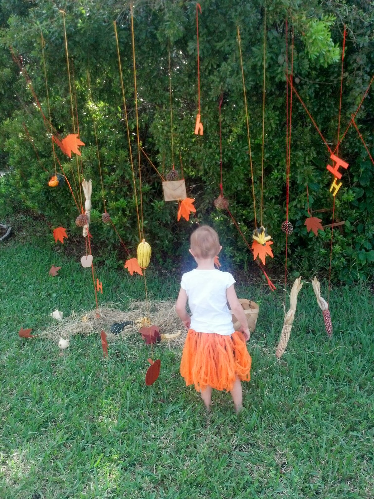 Humble Hearts Academy Fall Themed Letter H Activity