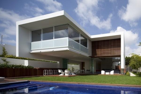 Casa FF Hernandez Silva Arquitectos
