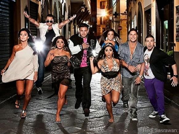 MTV Jersey Shore Italy