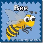Bee sneak peek