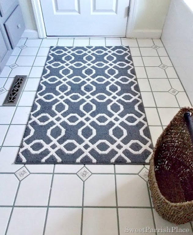 bathroom rug2