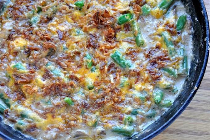green bean casserole 016